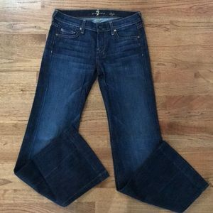 7 For All Mankind Dojo Jean
